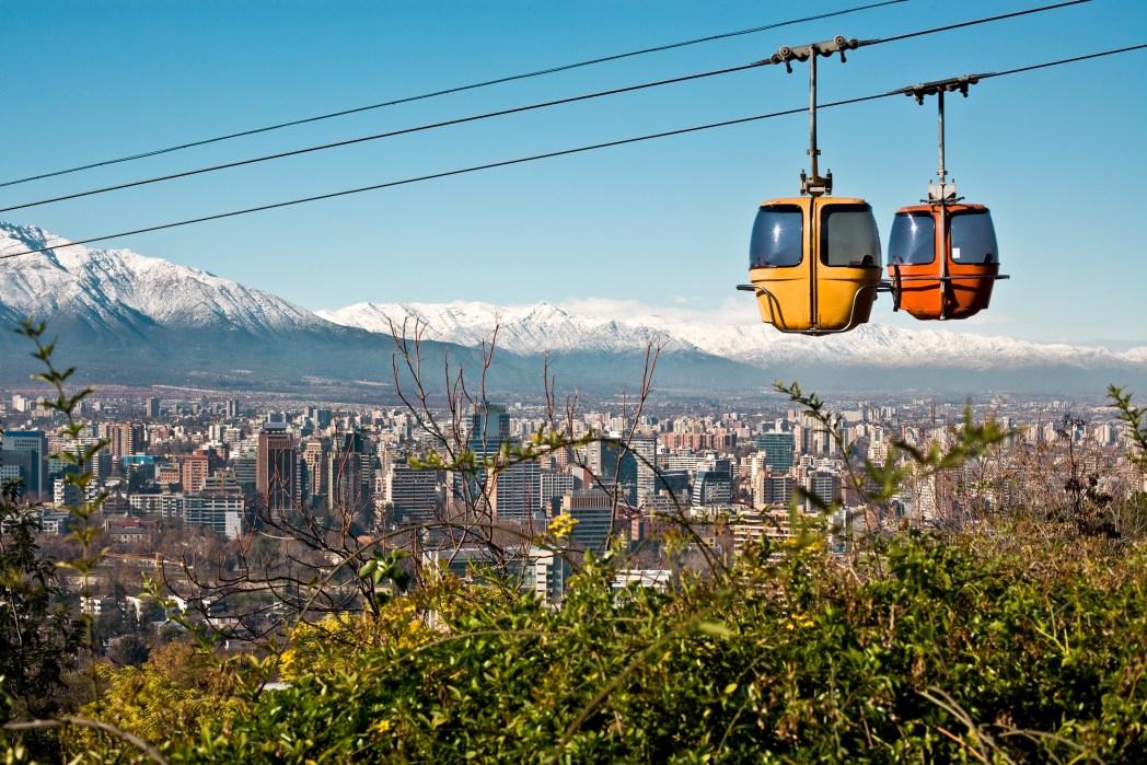 Busque suas passagens aéreas para Santiago, clicando na foto!