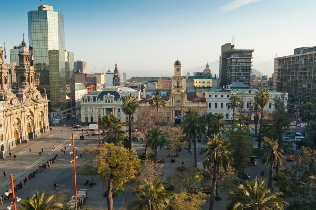 Busque passagens aéreas para Santiago, clicando na foto!