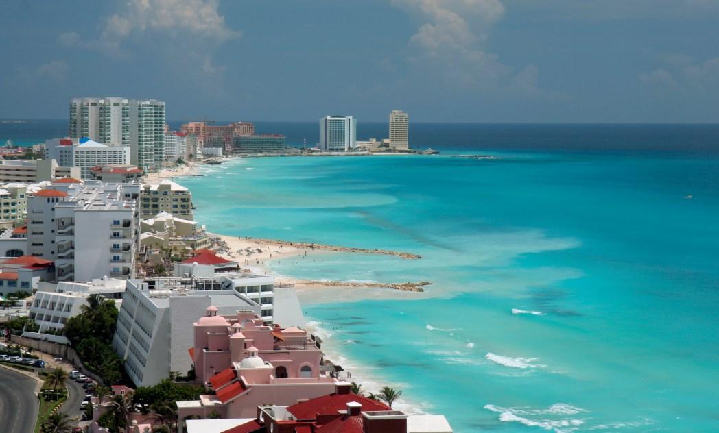 Clique na foto e encontre passagens aéreas para Cancún!