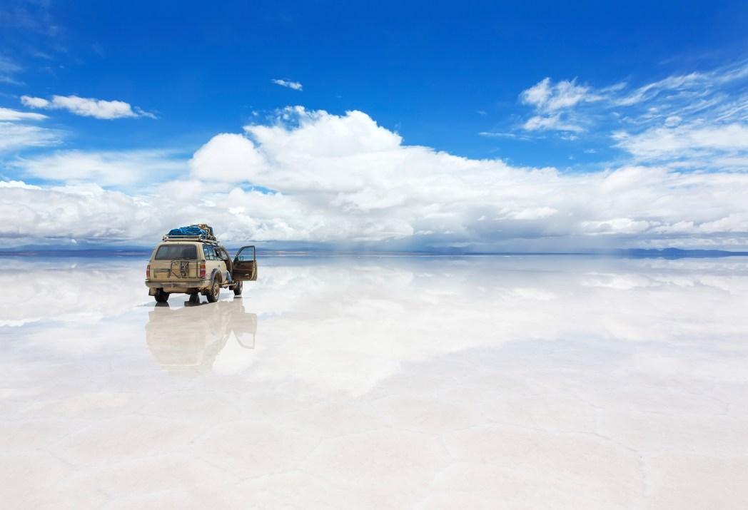 Além do Salar, conheça mais 8 destinos que parecem de outro mundo, clique na foto!
