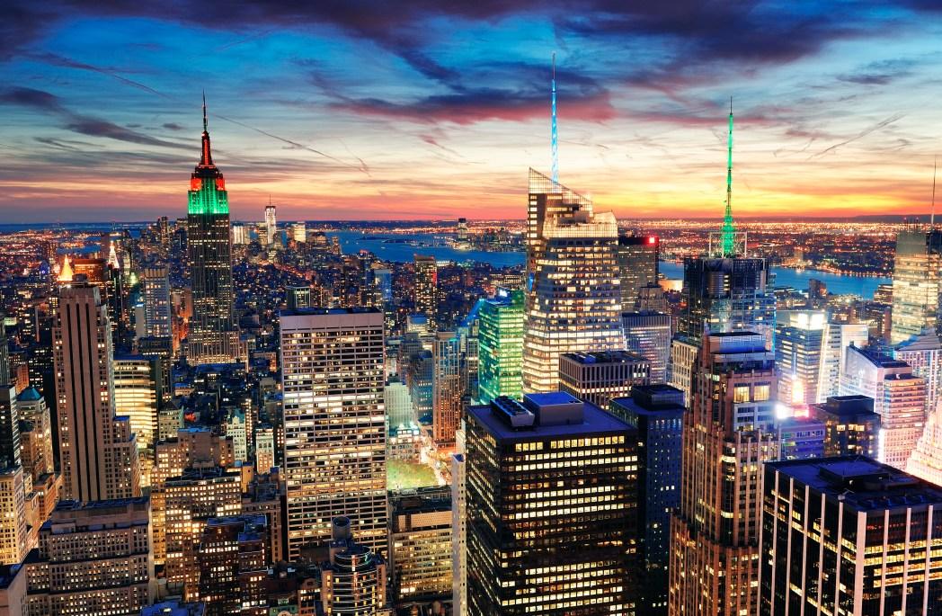 Clique na foto e encontre voos baratos para Nova York!