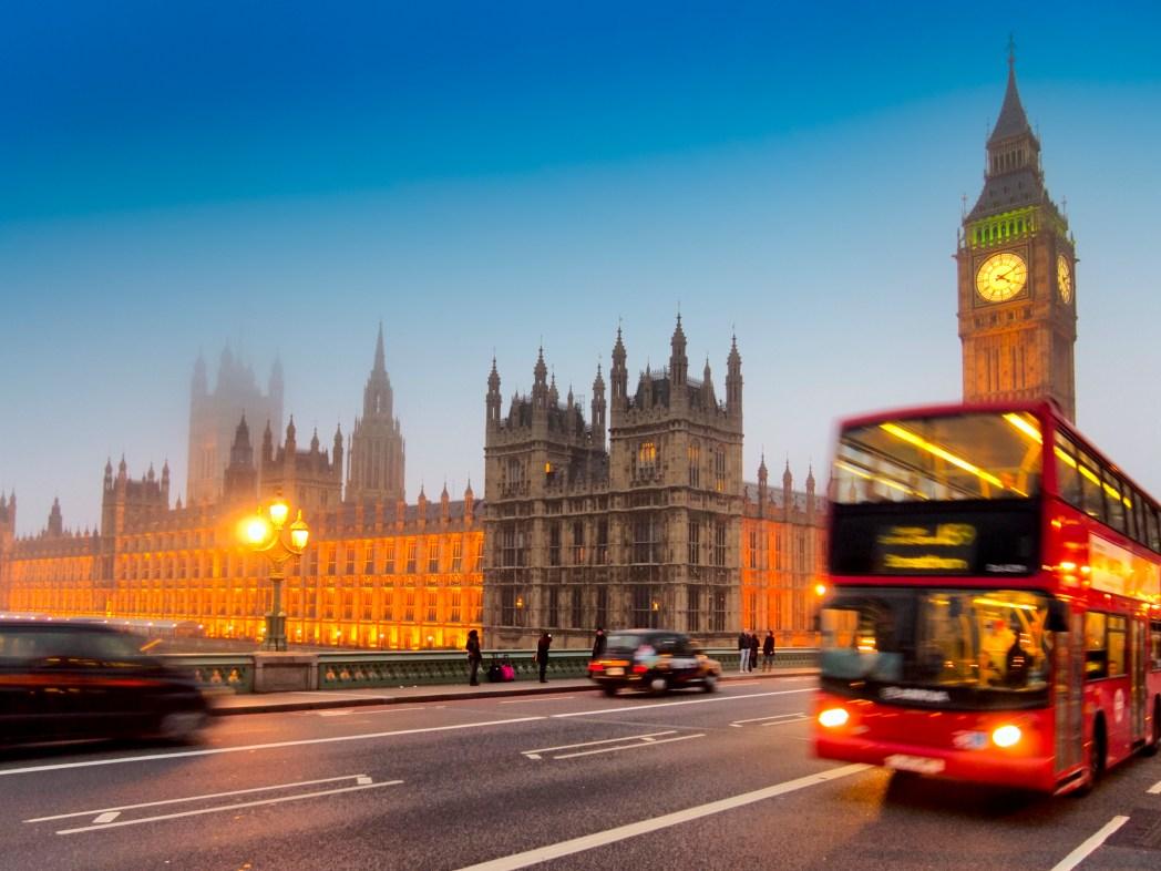 Ao clicar na foto, você confere os voos mais baratos para Londres!