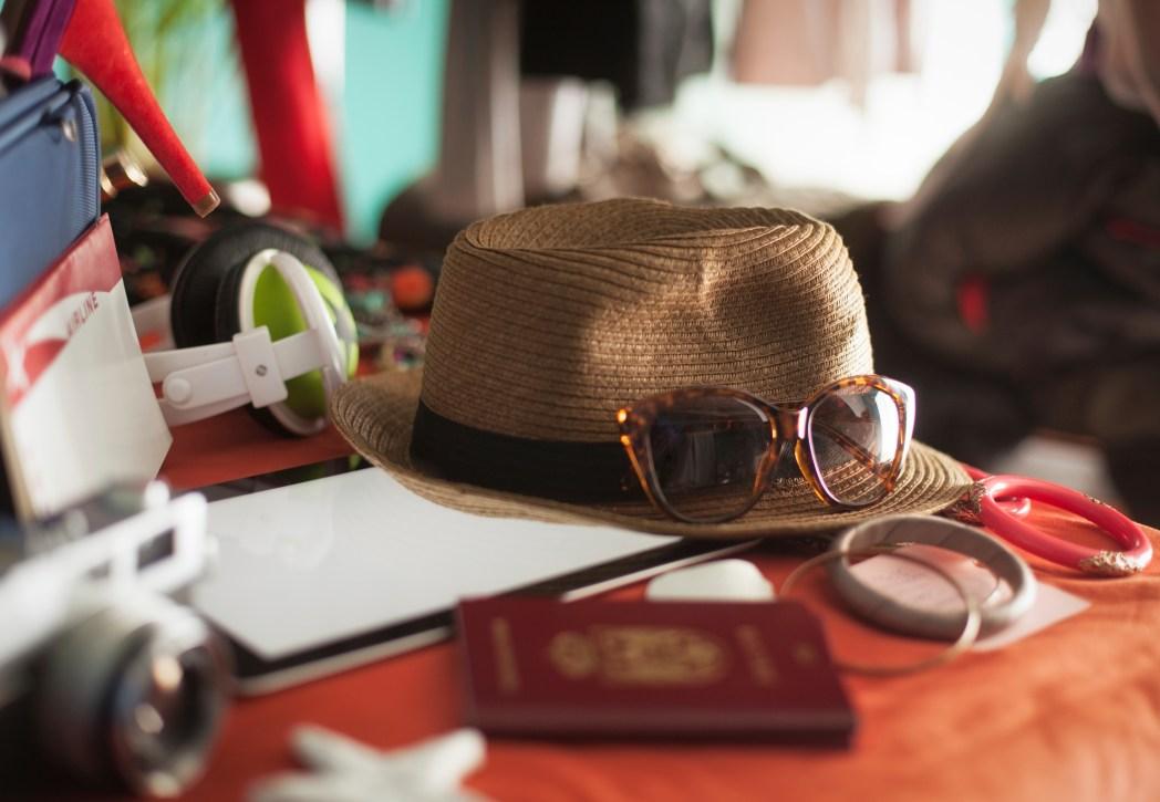 Veja dicas para viajar apenas com bagagem de mão, clicando na foto!