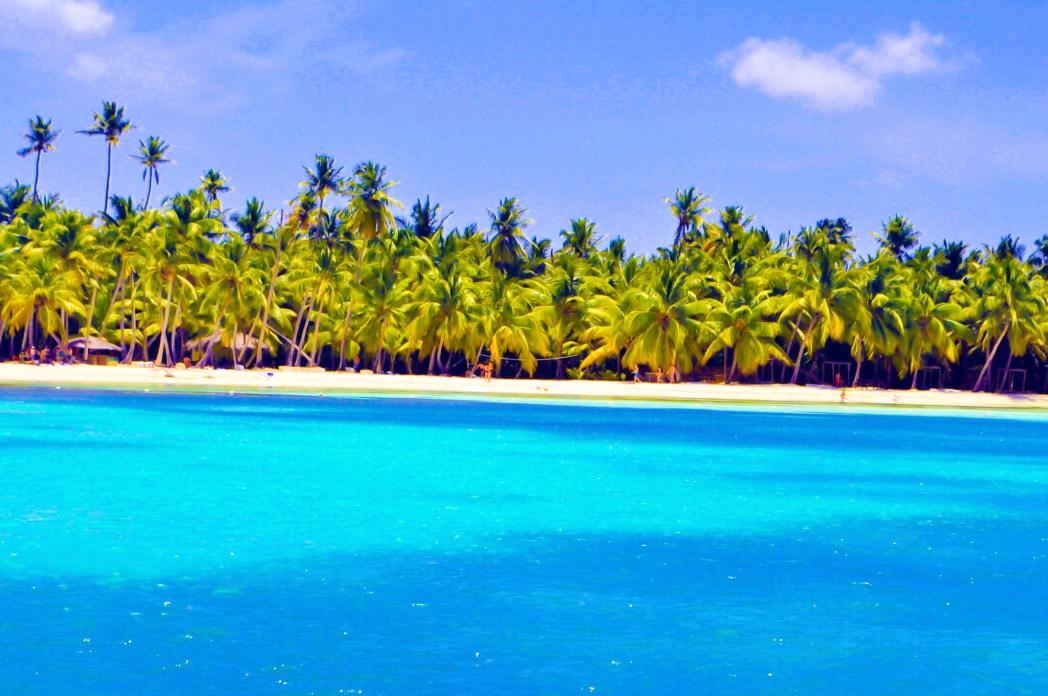 Clique na foto e encontre as passagens aéreas mais baratas para Punta Cana!
