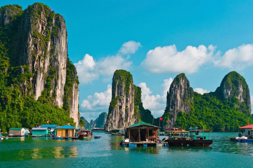 Encontre passagens aéreas para o Vietnã, clique na foto!