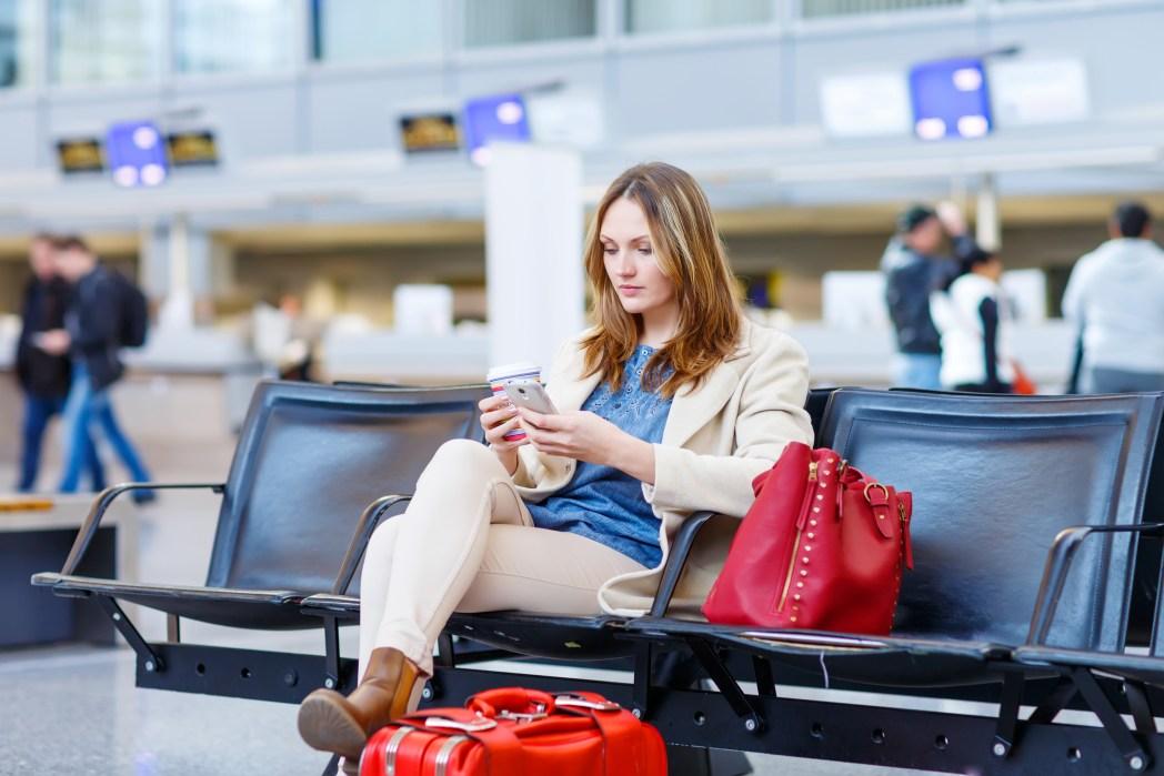 Saiba como conseguir Wi-Fi em aeroportos, clique na imagem!