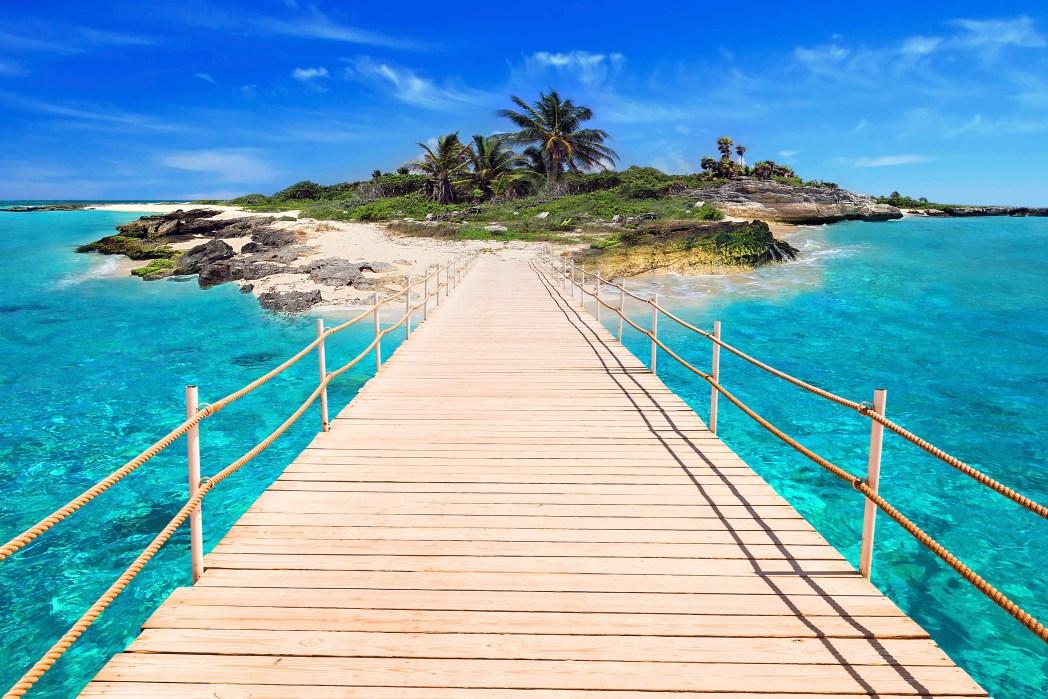 Que tal se hospedar na Playa Del Carmen? Clique na foto e encontre seu hotel!