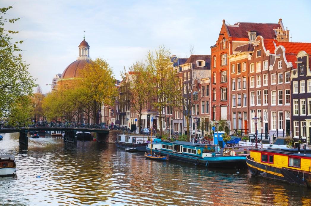 Clique na foto e descubra dicas para curtir um final de semana em Amsterdã!