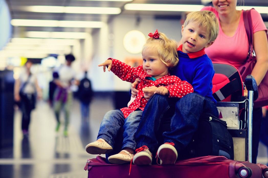 Descubra 5 viagens imperdíveis para fazer com as crianças, clique!