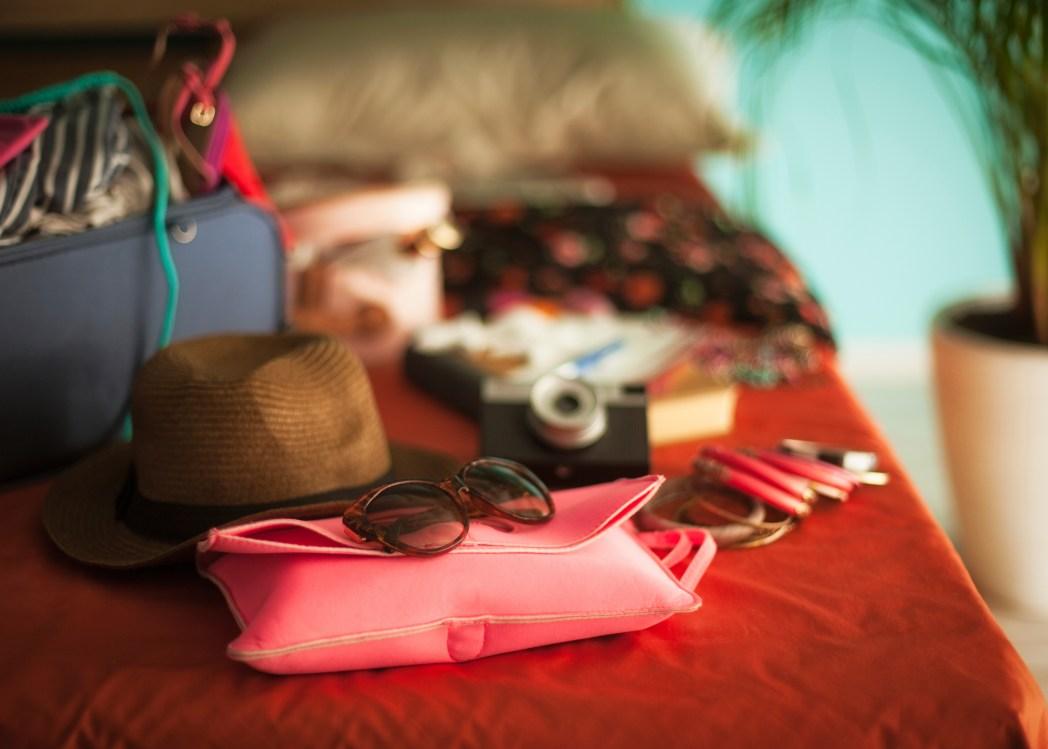 O que não pode faltar na sua mala? Clique na foto e confira!