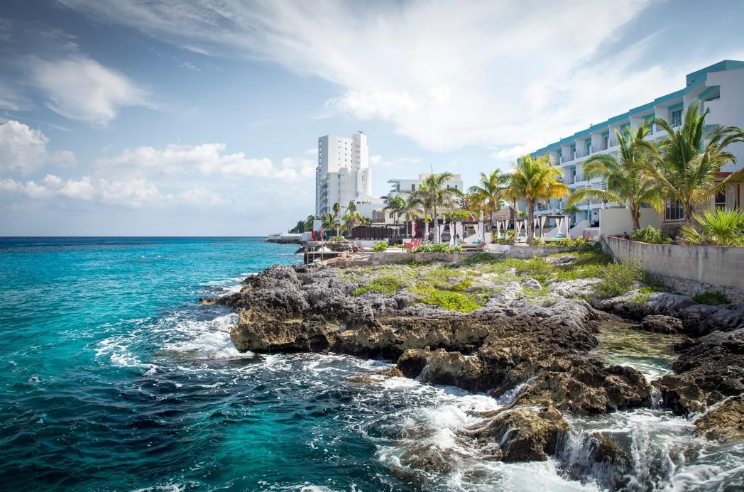 Hospede-se na Ilha Cozumel. É só clicar na foto para ver oferta de hotéis na região!