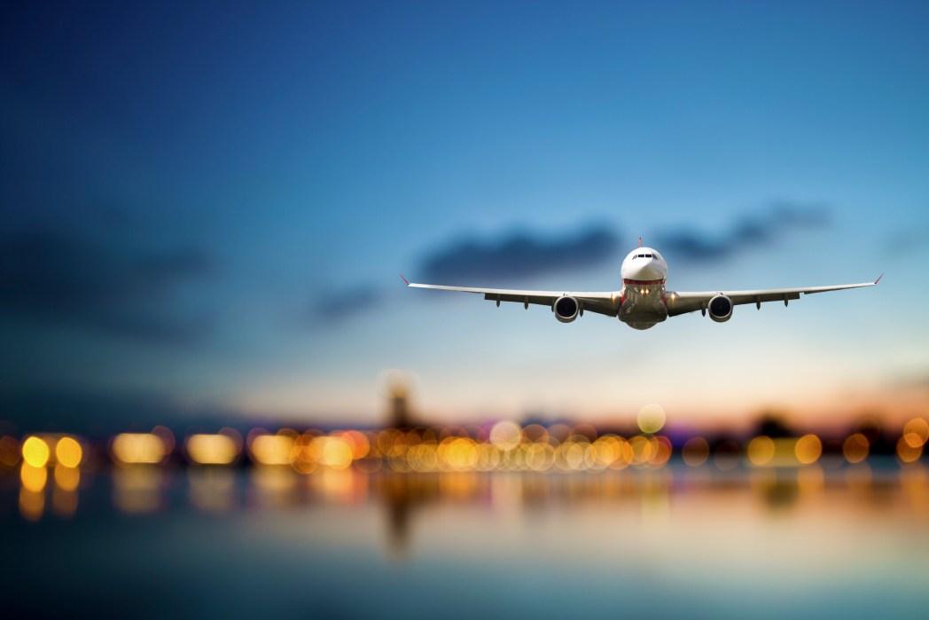 Clique na foto e veja seis dicas para perder o medo de viajar de avião!
