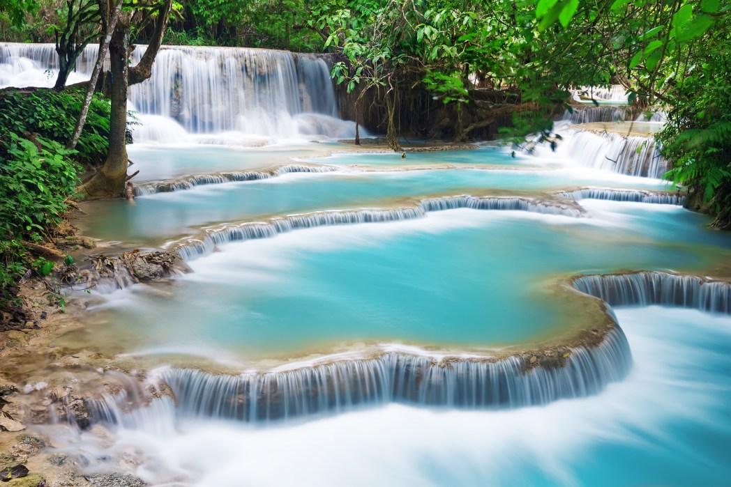 Clique na foto e encontre voos para o Laos!