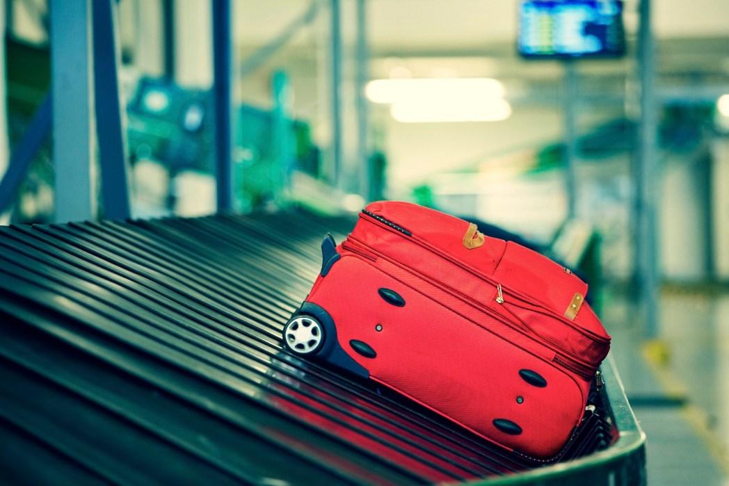 Ao clicar na foto, você vai encontrar informações sobre como proceder, caso você tenha sua bagagem extraviada.