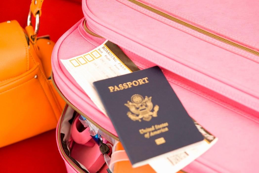 Clique na foto e veja dicas para viajar apenas com bagagem de mão.