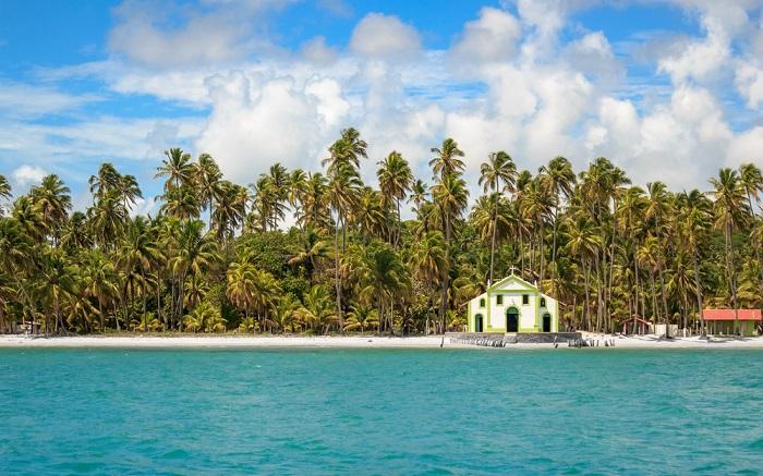 Busque um hotel na Praia dos Carneiros, clicando na foto!