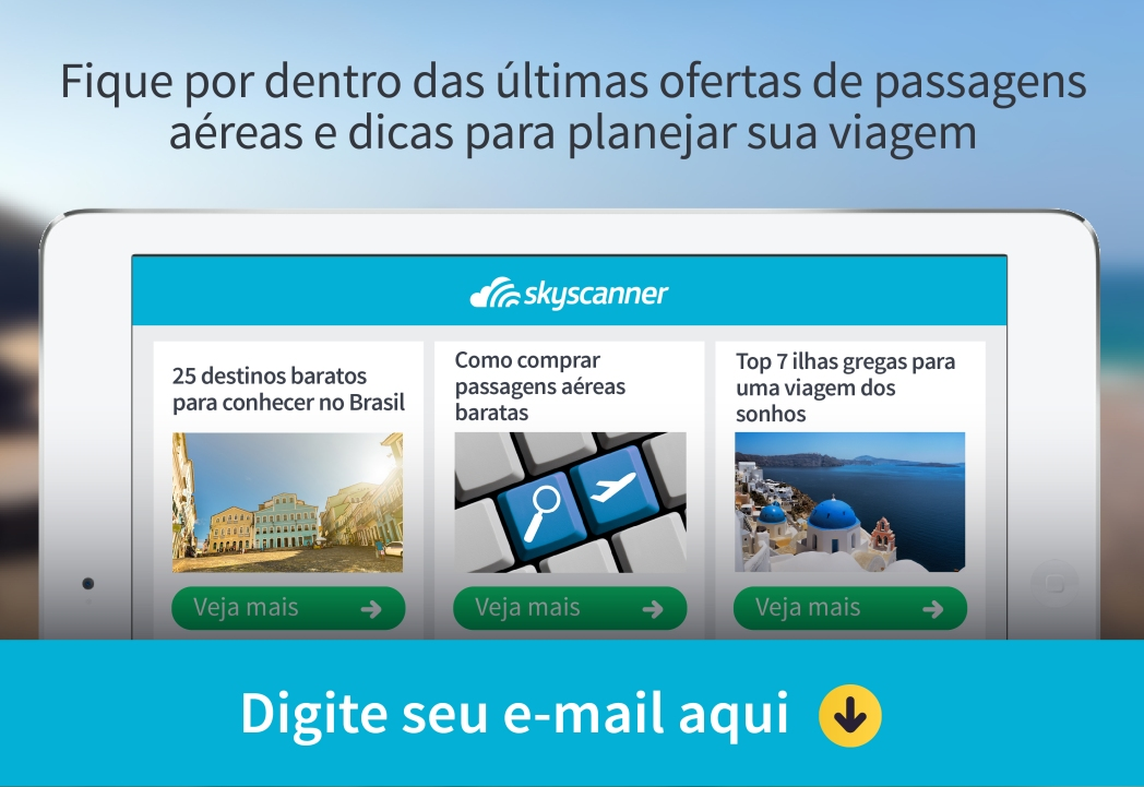Newsletter Skyscanner