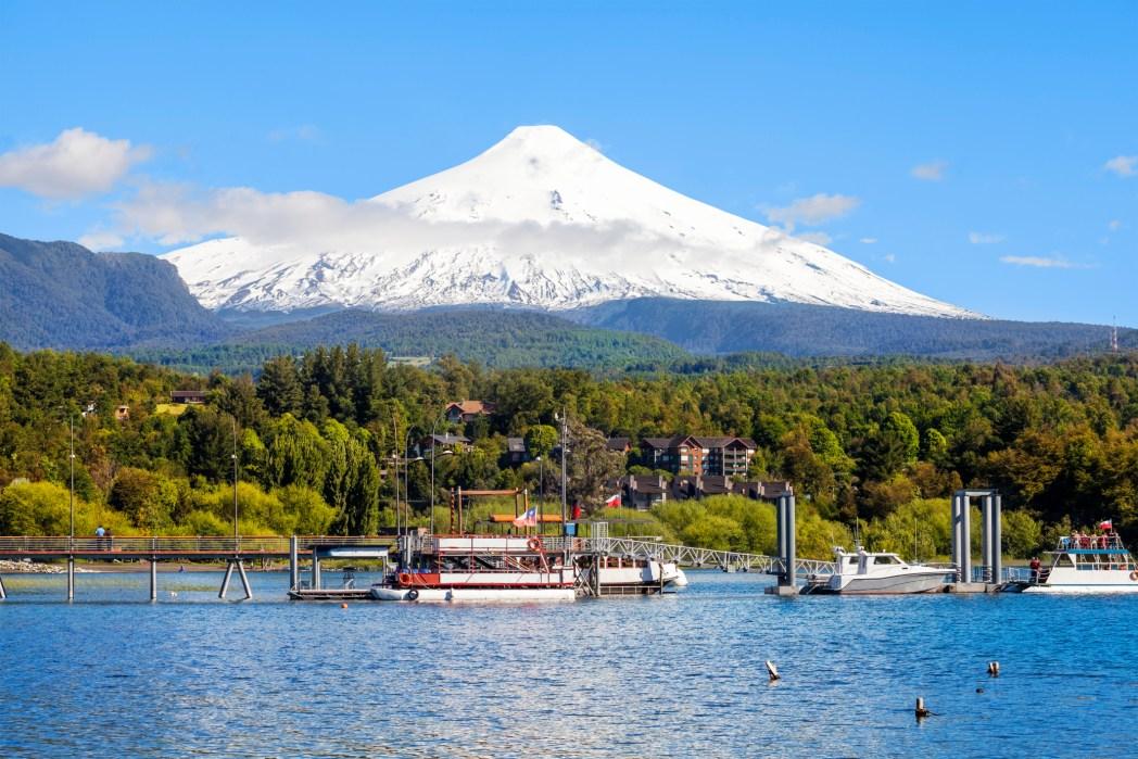 Ao clicar na foto, você encontra ofertas de passagens aéreas para o Chile!