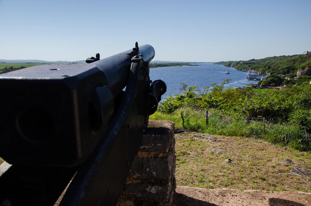 Explore o Forte Junqueira