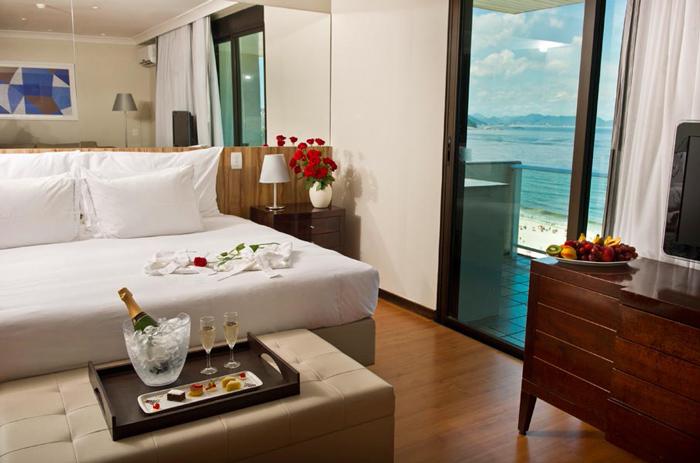 Clique na imagem e descubra 10 dos melhores hotéis no Rio de Janeiro!