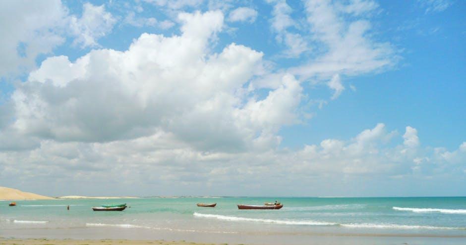 O jeito mais fácil de chegar em Jeri é por Fortaleza! Clique na foto e confira os voos!