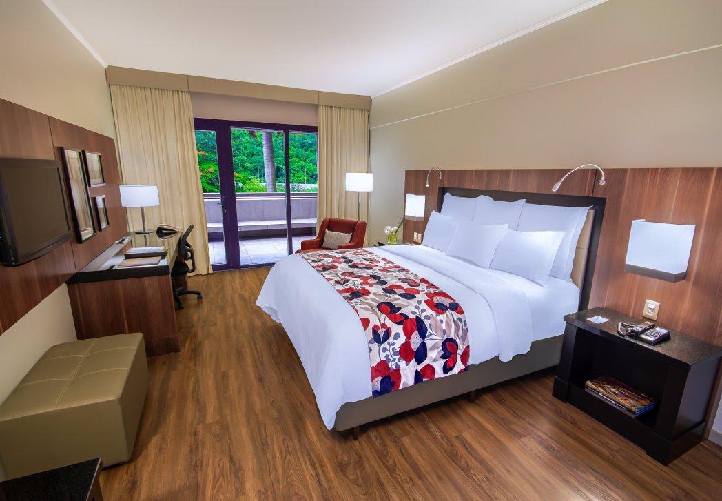 Reserve seu quarto no Marriott São Paulo Airport, clicando na foto!