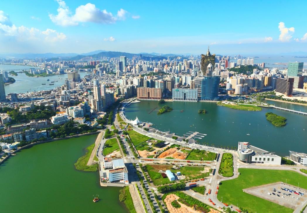 Clique na foto para conferir o preço dos voos para Macau!
