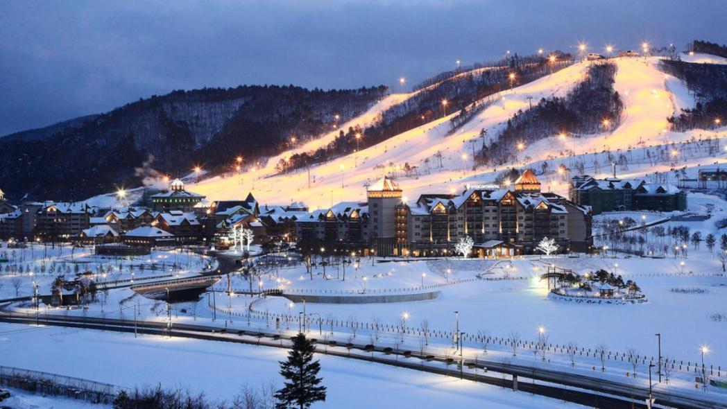 Clicando na foto, você encontra ofertas de hotéis em Pyeongchang!