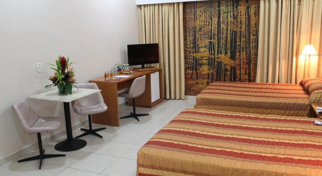 Clicando na foto, você pode fazer sua reserva no Rio Aeroporto Hotel!