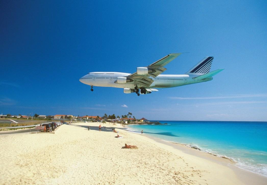 Busque as passagens aéreas mais baratas para St. Maarten, clicando na foto!